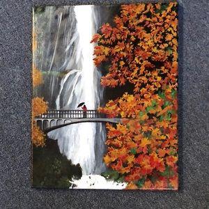 🆕 Oregons Multnomah Falls